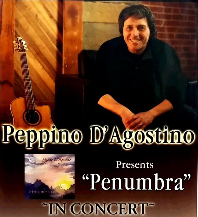 Peppino D'Agostino Concert